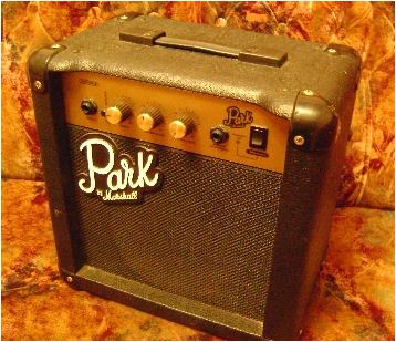 combo Marshall MG 10 by Park