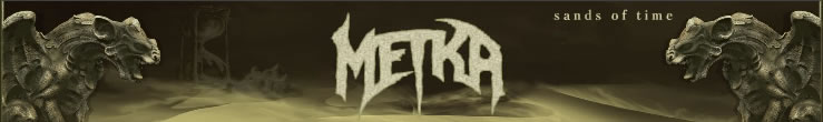 "Russian Heavy Metal band ""METKA"" Official Website"